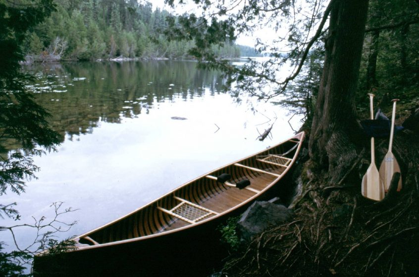 Where has your canoe taken you lately?