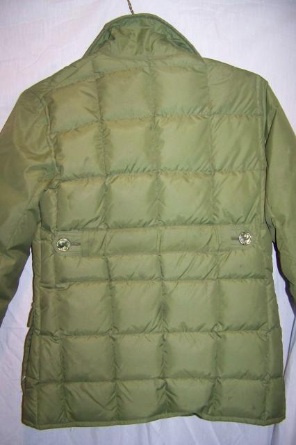 160a897e8 Vintage Eddie Bauer Down Insulated Coat Parka, Women's Small